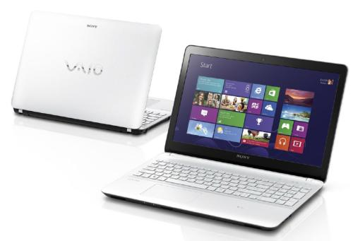 Portable Sony Vaio SVFHE W  Tactile a w