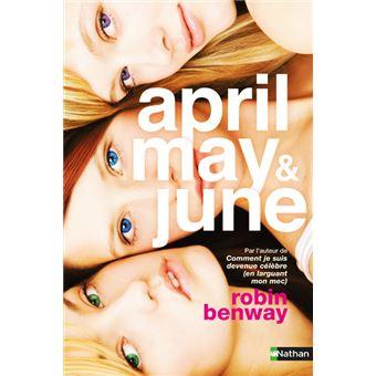 April, May et June