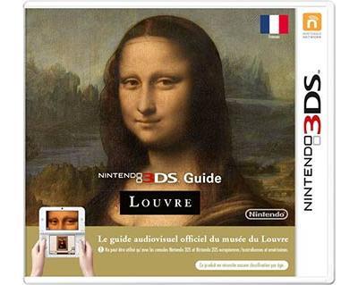 Guide du Louvre 3DS - Nintendo 3DS