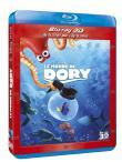 Photo : Le Monde de Dory (Blu-ray 3D) - Combo Blu-ray 3D + Blu-ray 2D + Blu-ray bonus