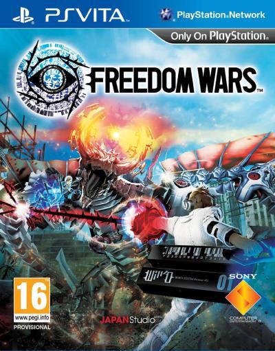 Freedom Wars PS Vita - PS Vita