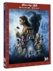 Photo : La Belle et la Bête Blu-ray 2D+3D