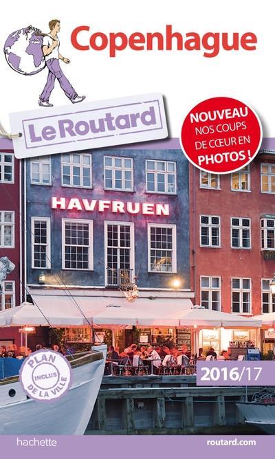 Image accompagnant le produit Guide du Routard Copenhague