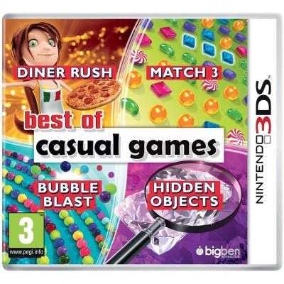 Best of Casual Games Nintendo 3DS - Nintendo 3DS