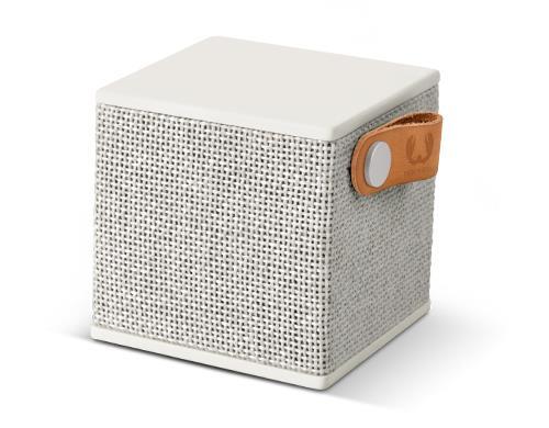 Enceinte Fresh´n Rebel Rockbox Cube Fabriq Edition Gris Clair