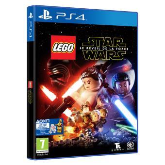 lego star wars le r veil de la force ps4 sur playstation 4 jeux vid o achat prix fnac. Black Bedroom Furniture Sets. Home Design Ideas