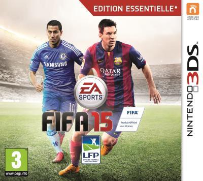 FIFA 15 3DS - Nintendo 3DS