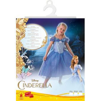 D guisement disney luxe cendrillon le film taille l d guisement enfant acheter sur - Deguisement disney enfant ...