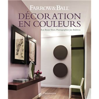 d coration en couleurs broch farrow and ball achat livre achat prix fnac. Black Bedroom Furniture Sets. Home Design Ideas
