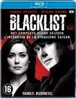 BLACKLIST- SEASON 5-BIL-BLURAY