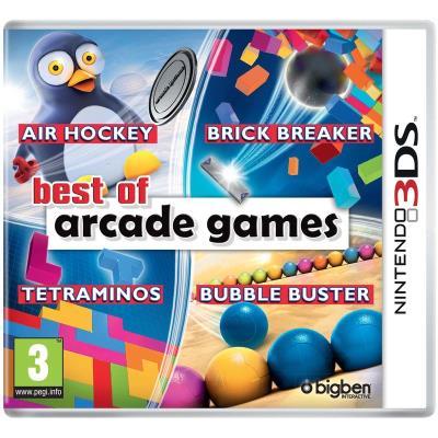 Best of Arcade Games Nintendo 3DS - Nintendo 3DS