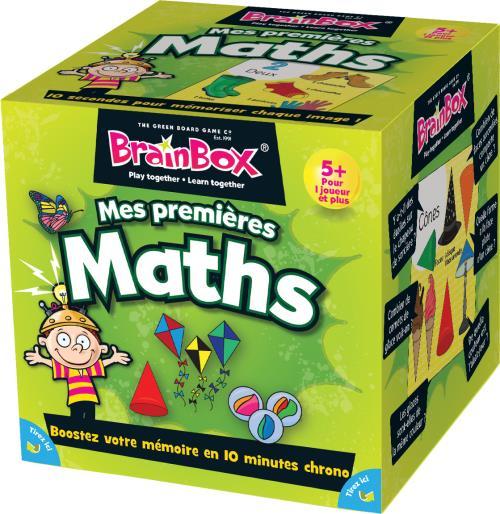 Les enfants observent une carte pendant 10 secondes puis répondent à une question. Si la réponse est bonne, la carte est gagnée ! Une nouvelle BrainBox pour apprendre les mathématiques en douceur.