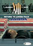 Return to green falls