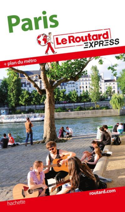 Image accompagnant le produit Le Routard Express Paris