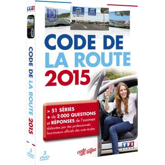 code de la route 2015 dvd dvd zone 2 achat prix fnac. Black Bedroom Furniture Sets. Home Design Ideas