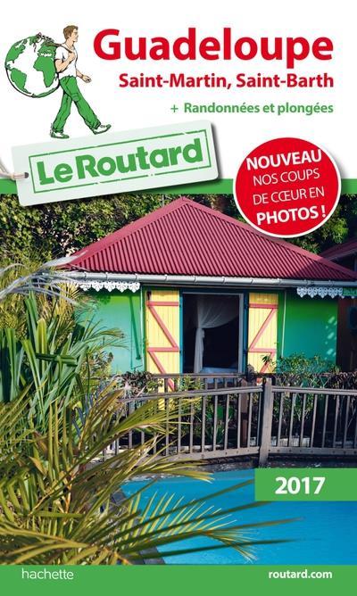 Image accompagnant le produit Guide du Routard Guadeloupe