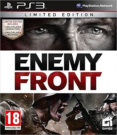 Enemy Front Edition Limitée PS3 - PlayStation 3