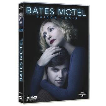 bates motel bates motel saison 3 dvd coffret dvd dvd zone 2 anthony cipriano tucker. Black Bedroom Furniture Sets. Home Design Ideas