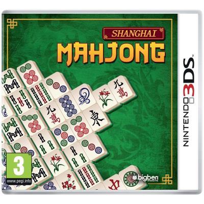 Shanghai Majhong Nintendo 3DS - Nintendo 3DS