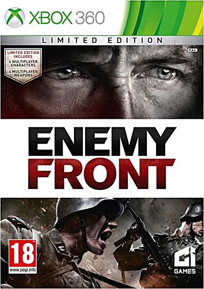 Enemy Front Edition Limitée Xbox 360 - Xbox 360