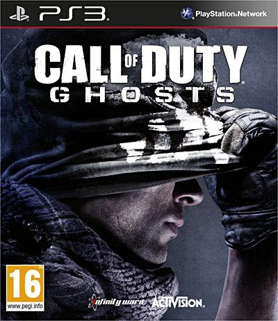 Call Of Duty Ghosts PS3 - PlayStation 3