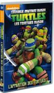 Les Tortues Ninja - Vol. 1 : L'apparition des Tortues (DVD)