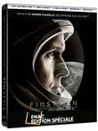 First Man Le premier homme sur la Lune Steelbook Edition Fnac Blu-ray 4K Ultra HD