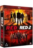 RED + RED 2 (Blu-Ray)