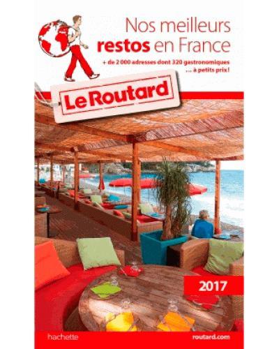 Image accompagnant le produit Guide du Routard Nos meilleurs restos en France