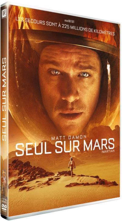 Seul sur Mars = Martian (The) / Ridley Scott, Réal. | Scott, Ridley. Monteur