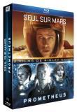 Coffret Seul sur Mars, Prometheus Blu-ray