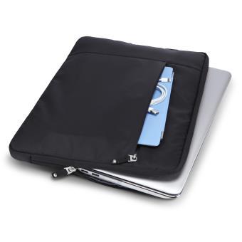 housse caselogic ts 115 pour pc portable 15 6 noire housse pc portable achat prix fnac. Black Bedroom Furniture Sets. Home Design Ideas