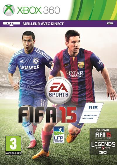 FIFA 15 Xbox 360 - Xbox 360