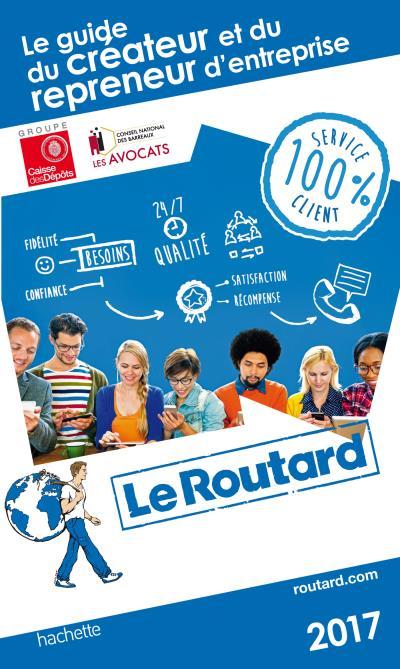 Image accompagnant le produit Guide du Routard du créateur et du repreneur d'entreprise