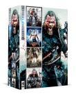 Aventures epiques/coffret 4 films/roi arthur/guerrier/viking
