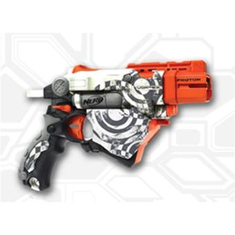nerf pistolet vortex proton hasbro autre jeu de plein air acheter sur. Black Bedroom Furniture Sets. Home Design Ideas
