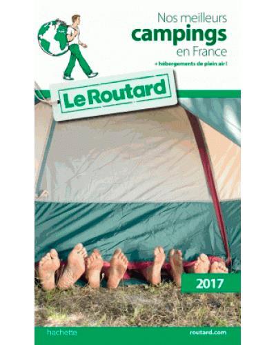 Image accompagnant le produit Guide du Routard Nos meilleurs campings en France