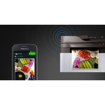 Imprimante Samsung SL-M2070FW, Multifonctions, Ethernet & WiFi