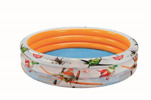 Piscine 3 boudins planes intex promodispo for Piscine 3 boudins intex