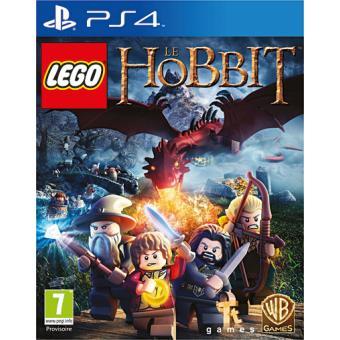 lego le hobbit ps4 sur playstation 4 jeux vid o achat. Black Bedroom Furniture Sets. Home Design Ideas