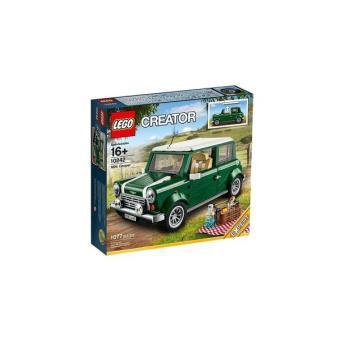 lego creator expert 10242 mini cooper mk vii vert et blanc lego achat prix fnac. Black Bedroom Furniture Sets. Home Design Ideas