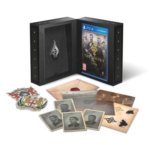 The Order 1886 Edition Collector PS4 - PlayStation 4