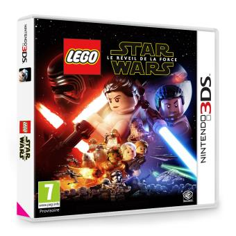 lego star wars le r veil de la force 3ds sur nintendo 3ds jeux vid o achat prix fnac. Black Bedroom Furniture Sets. Home Design Ideas