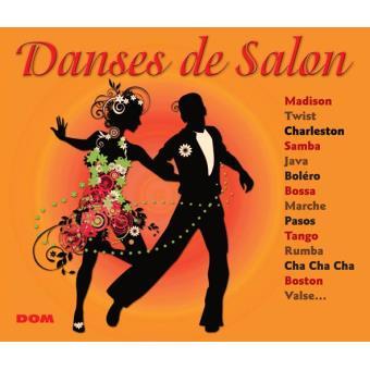 Danses de salon coffret ambiance cd album achat - Musique danse de salon ...