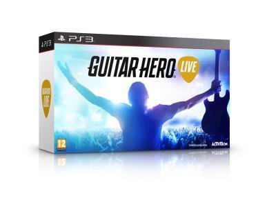 Guitar Hero Live PS3 - PlayStation 3