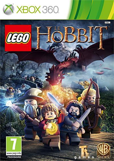 Lego Le Hobbit Xbox 360 - Xbox 360