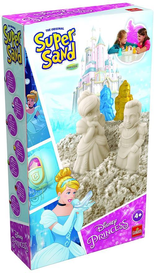 Fnac.com : Super Sand Disney Princesses Cendrillon Goliath - Kit Créatif. Achat et vente de jouets, jeux de société, produits de puériculture. Découvrez les Univers Playmobil, Légo, FisherPrice, Vtech ainsi que les grandes marques de puériculture : Chicco