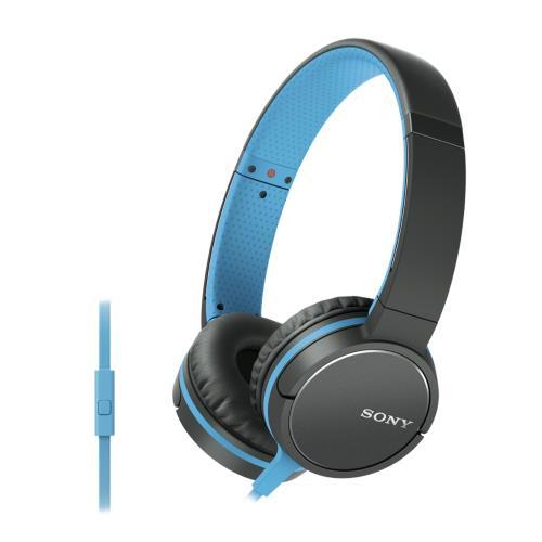 Casque Audio Sony MDR-ZX660 Bleu