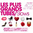 Compilation - Les plus grands tubes slows - Digipack 4 CD