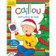 Caillou - Caillou, petit artiste de Noël